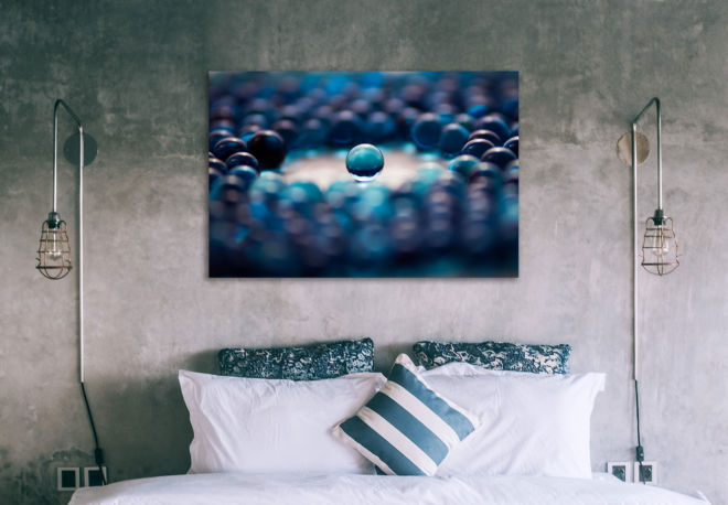tablou canvas Glass Beads ACO 005 2