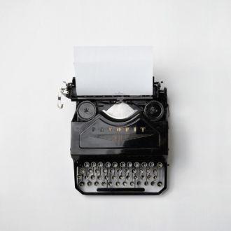 tablou canvas Typewriter RME-009