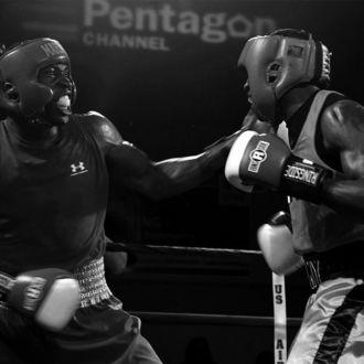 tablou canvas Boxing LPS-006