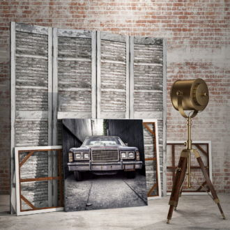 tablou canvas Rusty Ford TOR-010 mockup