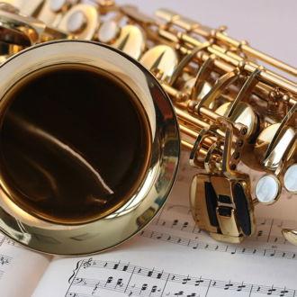 tablou canvas Trumpet Closeup LMU-007