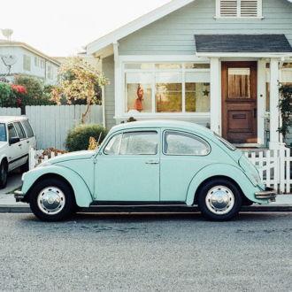 tablou canvas Volkswagen Beetle ll TOR 008