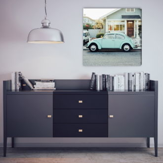 tablou canvas Volkswagen Beetle ll TOR-008 mockup