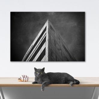 tablou canvas Pointing edges UAR 014 1