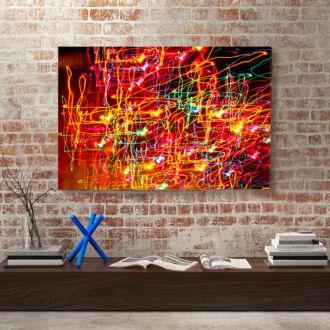 tablou canvas Abstract lights mockup ACO 010 1