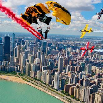 tablou canvas Air Show TBA 005 1