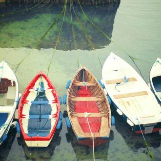 tablou canvas Boats TBW 009 1