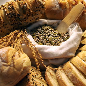 tablou canvas Bread and Wheat FBA 008 1