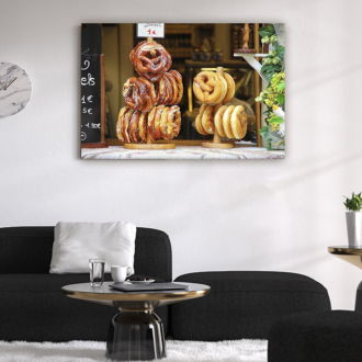 tablou canvas Bretzel FBA 004 mockup 1