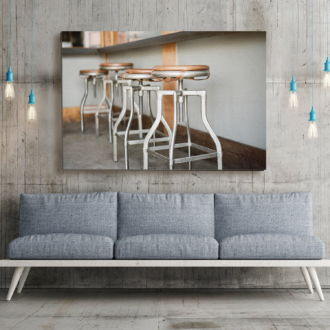 tablou canvas Chairs RIN 008 mockup 1