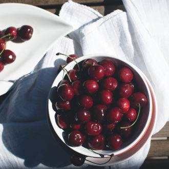 tablou canvas Cherries FFR 002 1