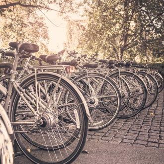tablou canvas City Bikes TOW 004 1