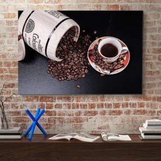 tablou canvas Coffee Barrel FCO 010 mockup 1