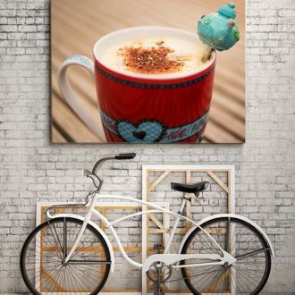 tablou canvas Coffee cup FCO 011 mockup 1