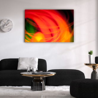 tablou canvas Colors in the dark ACO 004 mockup 1