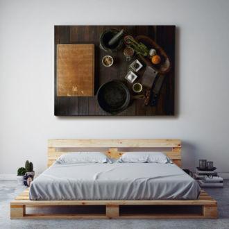 tablou canvas Cooking RSL 006 mockup 1