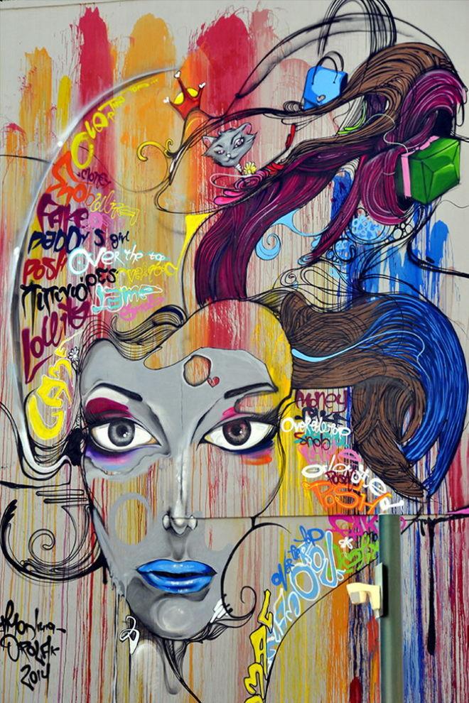 tablou canvas Face AGR 005 1