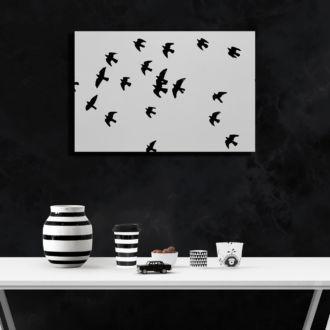 tablou canvas Fly away NBR 008 mockup 1