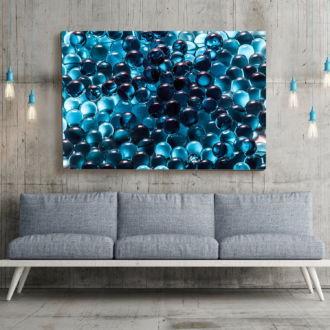 tablou canvas Glass Beads Pattern ACO 006 mockup 1