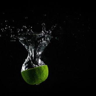 tablou canvas Green Lemon FFR 010 1