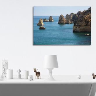 tablou canvas Guarding the shore NLS 002 mockup 1