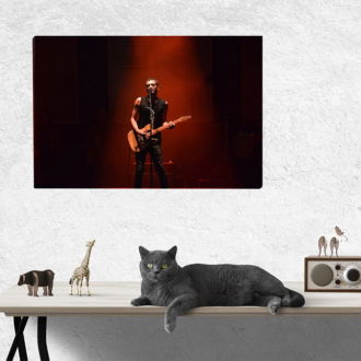 tablou canvas Guitar Solo LMU 004 mockup 1