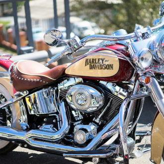 tablou canvas Harley Davidson TOW 007 1