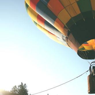 tablou canvas Hot Air Balloons ll TBA 004 1