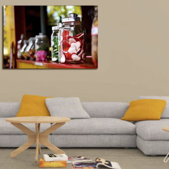 tablou canvas Jelly Jar FSW 007 mockup 1