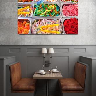 tablou canvas Jelly Sortiments FSW 008 mockup 1