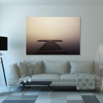 tablou canvas Lake of serenity NLS 018 mockup 1