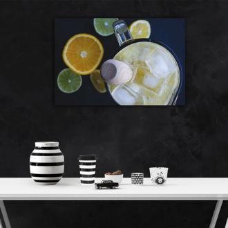 tablou canvas Lemonade ll FDR 005 mockup 1