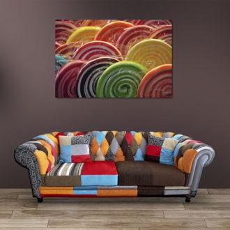 tablou canvas Lollipops FSW 009 mockup 1
