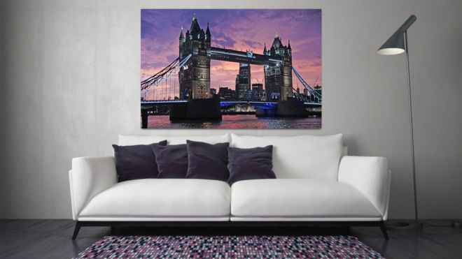 tablou canvas London Bridge UNL 006 mockup 1