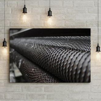 tablou canvas Metallic cylinder UND 004 mockup 1