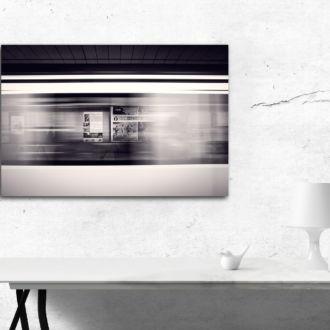 tablou canvas Metro Station TRL 005 mockup 1