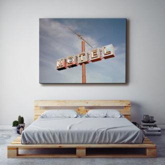 tablou canvas Motel RSG 008 mockup 1
