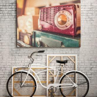 tablou canvas Old Radio RME 006 mockup 1