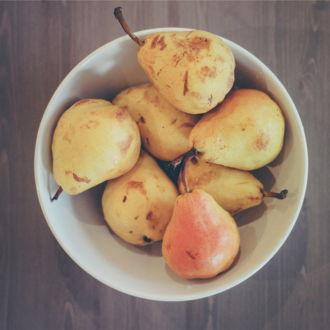 tablou canvas Pears FFR 003 1