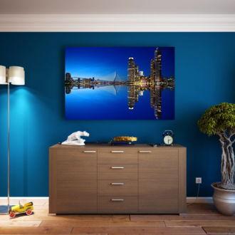 tablou canvas Perfect reflection UNL 015 mockup 1