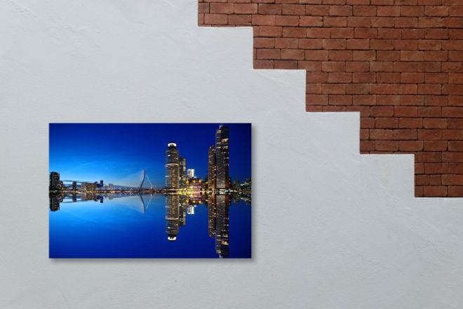 tablou canvas Perfect reflection UNL 015 mockup 2 1