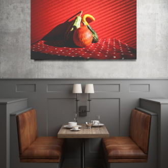 tablou canvas Pumpkins FVE 001 mockup 1