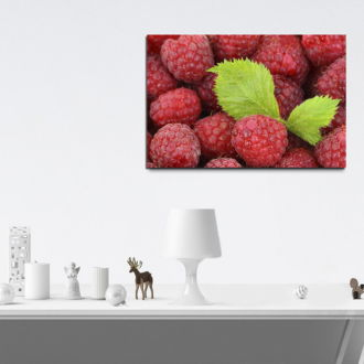 tablou canvas Raspberry FFR 006 mockup 1