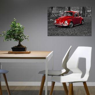 tablou canvas Red Beetle TOR 011 mockup 1