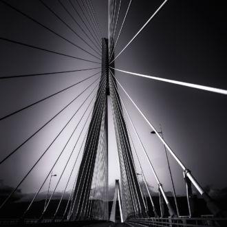 tablou canvas Rio Antirrio bridge UAR 018 1