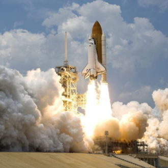 tablou canvas Rocket Launch TSP 004 1