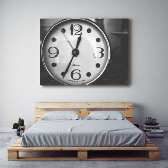 tablou canvas Russian Clock RME 004 mockup 1