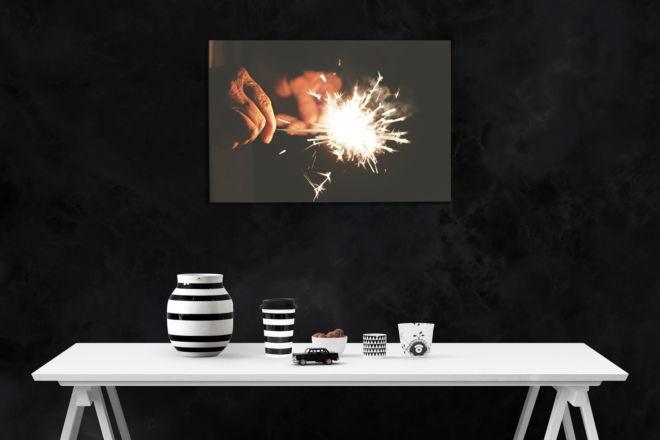 tablou canvas Sparkler LPL 004 mockup 1