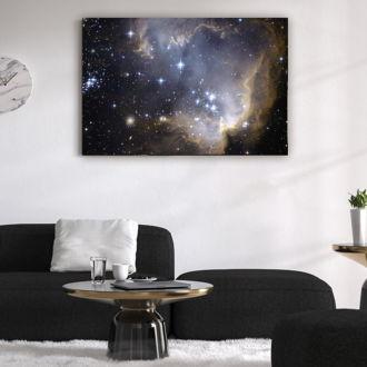 tablou canvas Star Clusters TSP 001 mockup 1