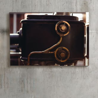 tablou canvas Steam pipes UND 002 mockup 1